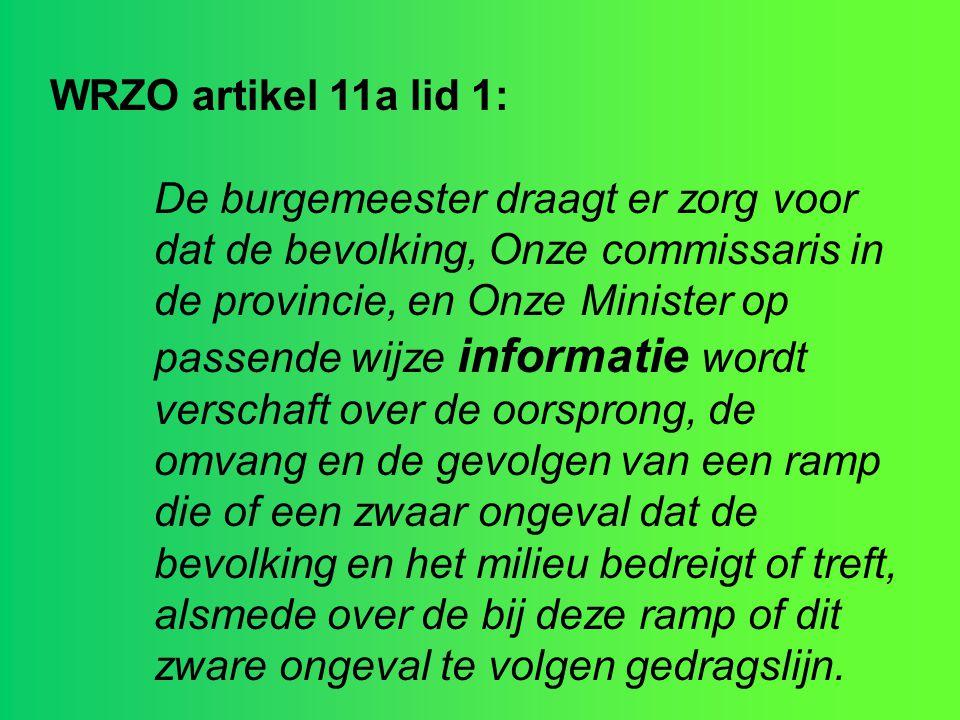 WRZO artikel 11a lid 1: