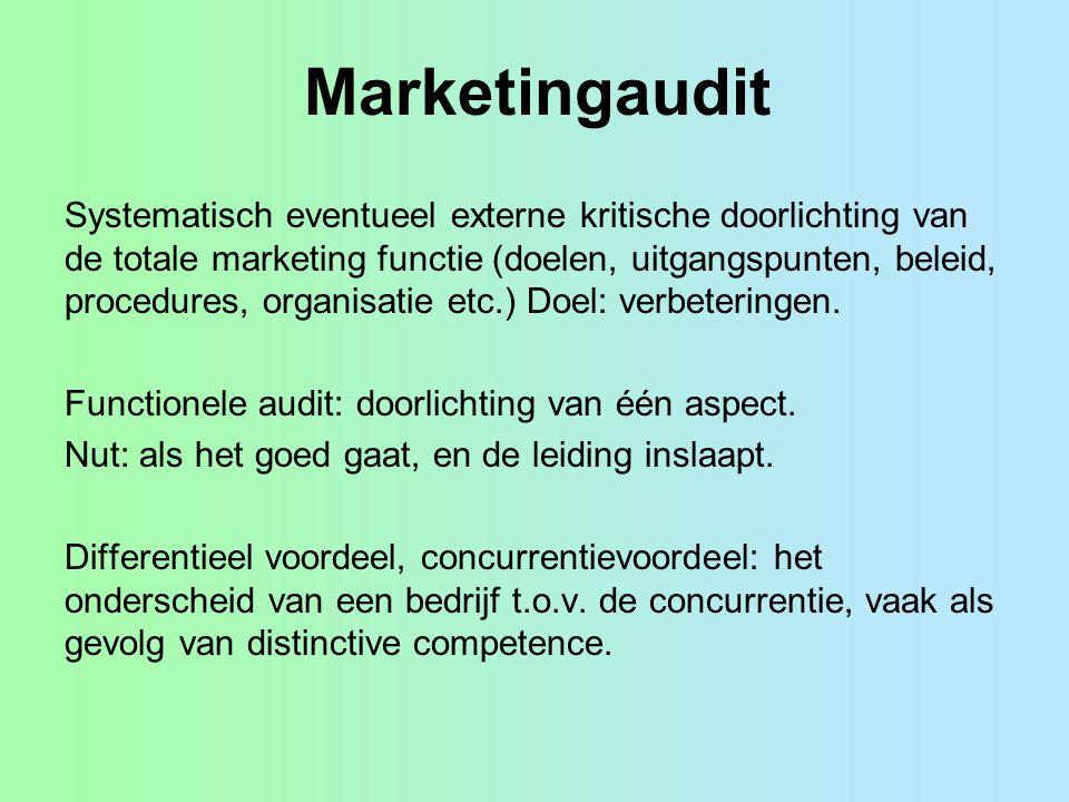 Marketingaudit