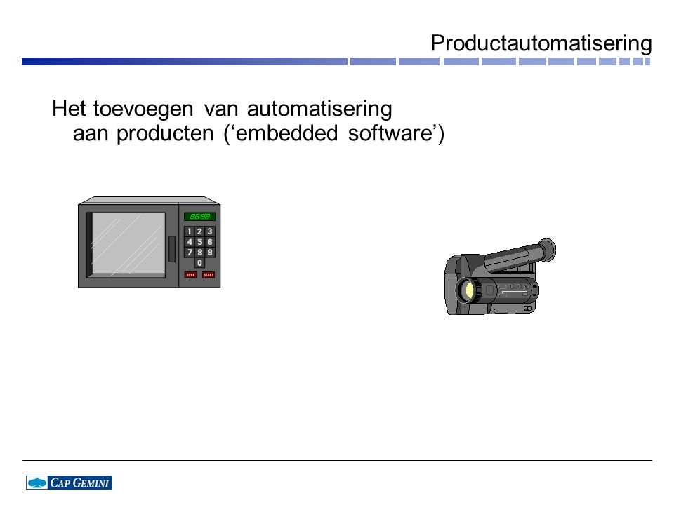 Productautomatisering