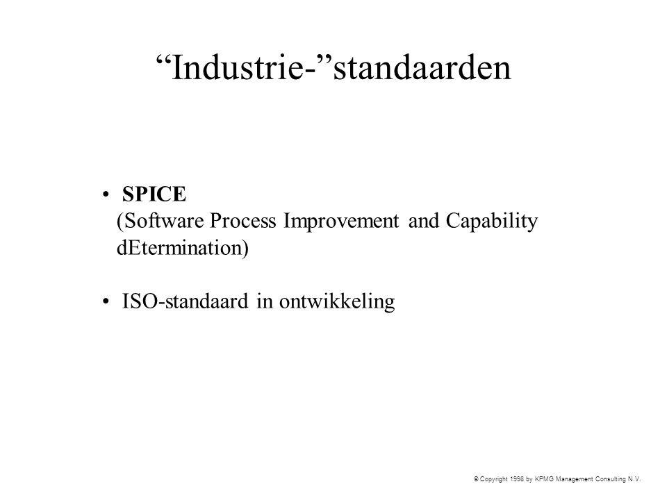 Industrie- standaarden