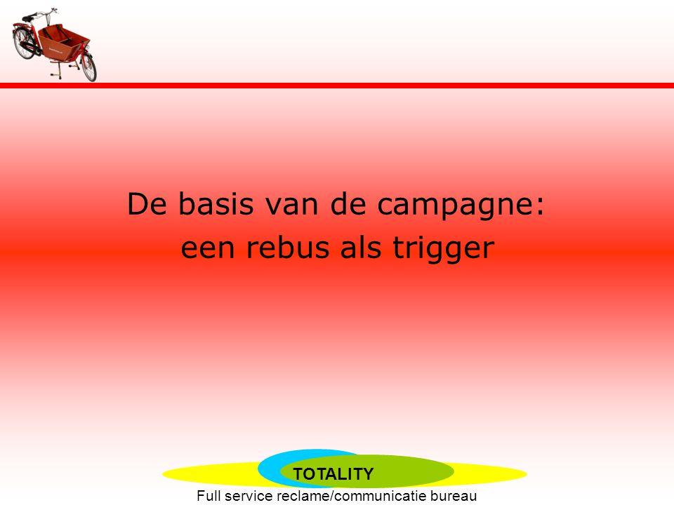 De basis van de campagne: