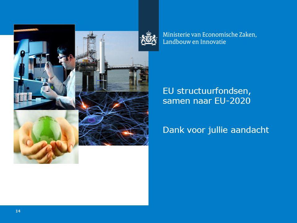 EU structuurfondsen, samen naar EU-2020