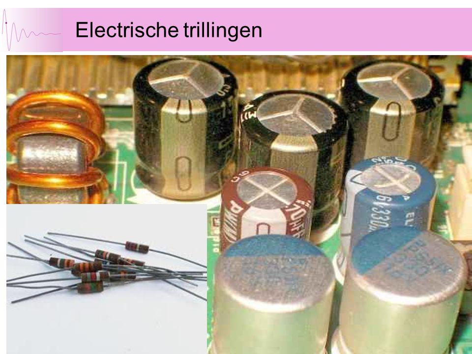 Electrische trillingen