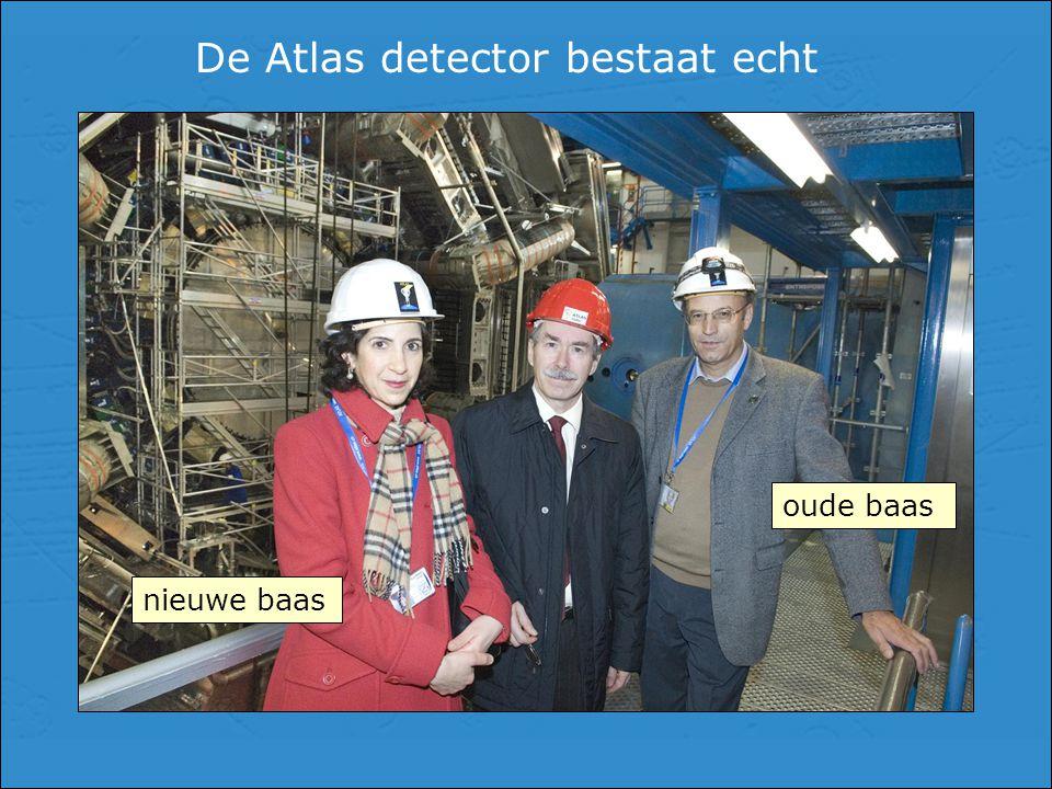 De Atlas detector bestaat echt