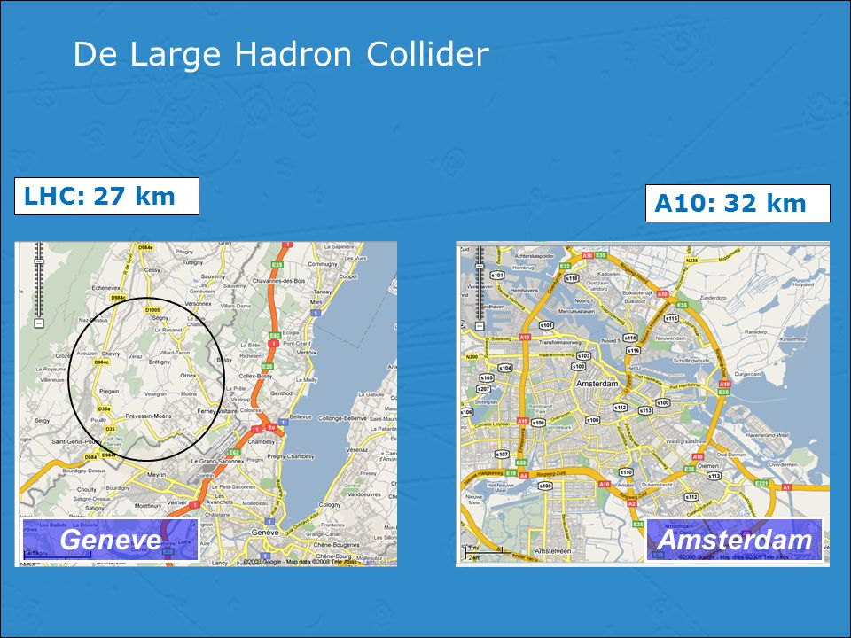De Large Hadron Collider