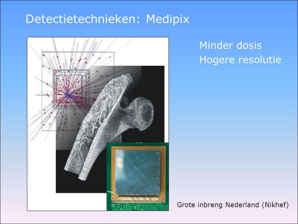 Detectietechnieken: Medipix