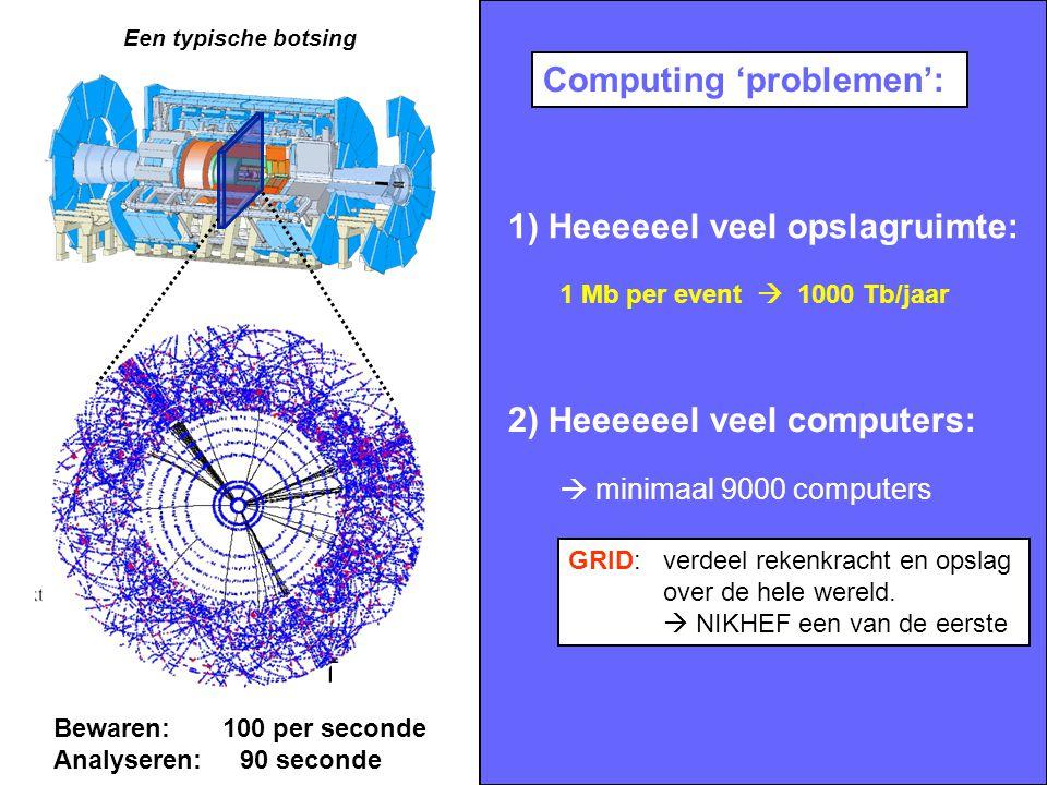Computing 'problemen':