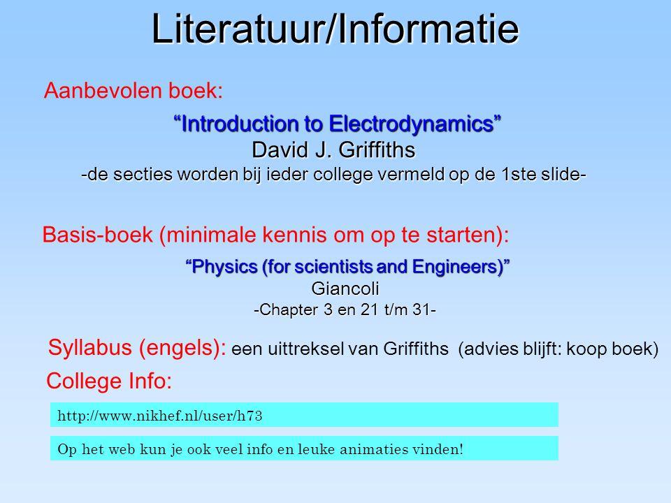 Literatuur/Informatie