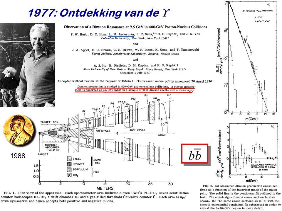1977: Ontdekking van de  1988 bb Najaar 2007 Jo van den Brand