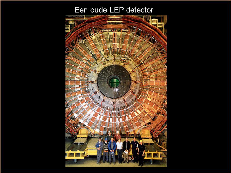 Een oude LEP detector