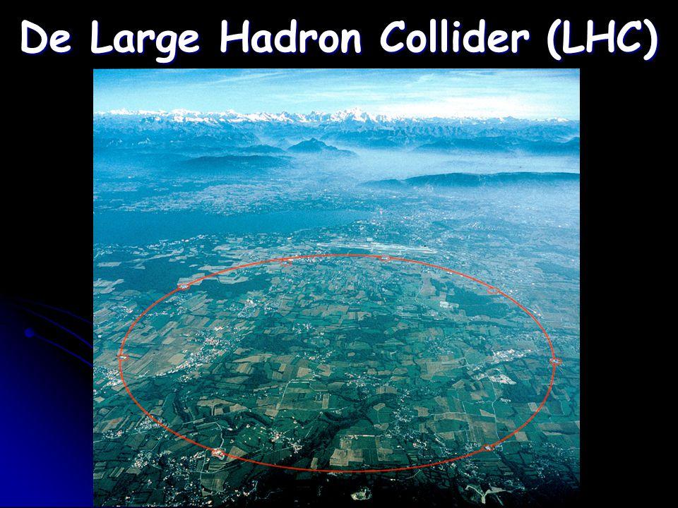 De Large Hadron Collider (LHC)