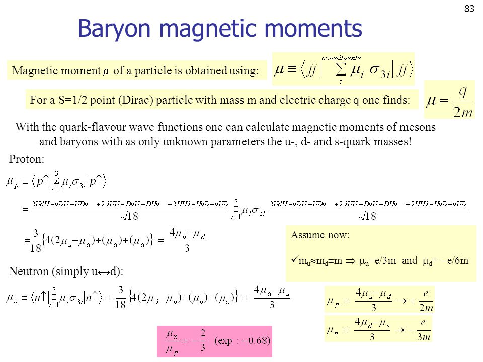 Baryon magnetic moments