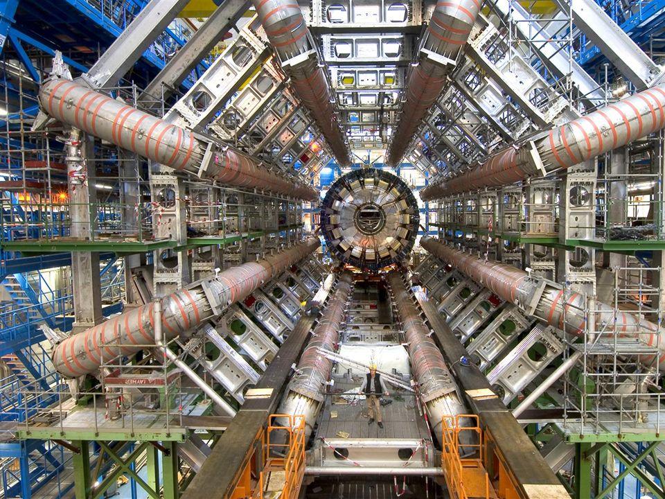Wetenschappelijk programma LHC