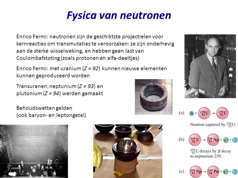 Fysica van neutronen