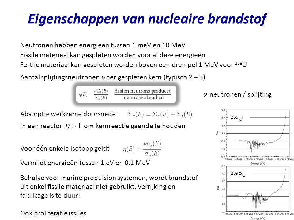 Eigenschappen van nucleaire brandstof