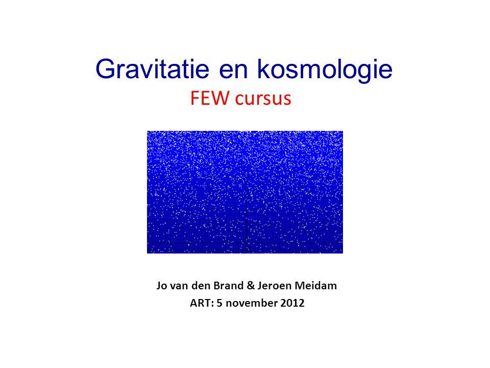 Jo van den Brand & Jeroen Meidam ART: 5 november 2012