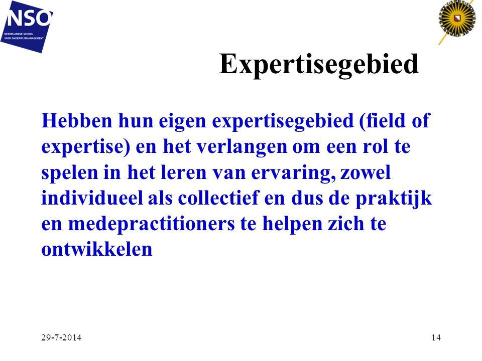 Expertisegebied