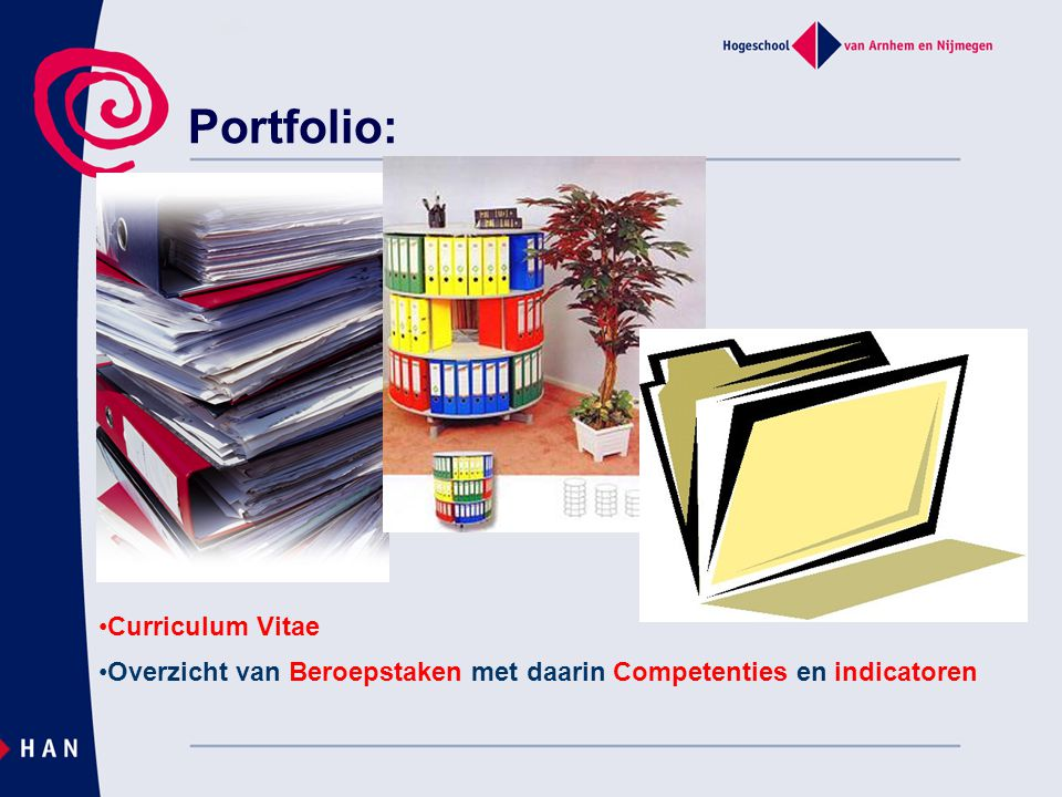 Portfolio: Curriculum Vitae