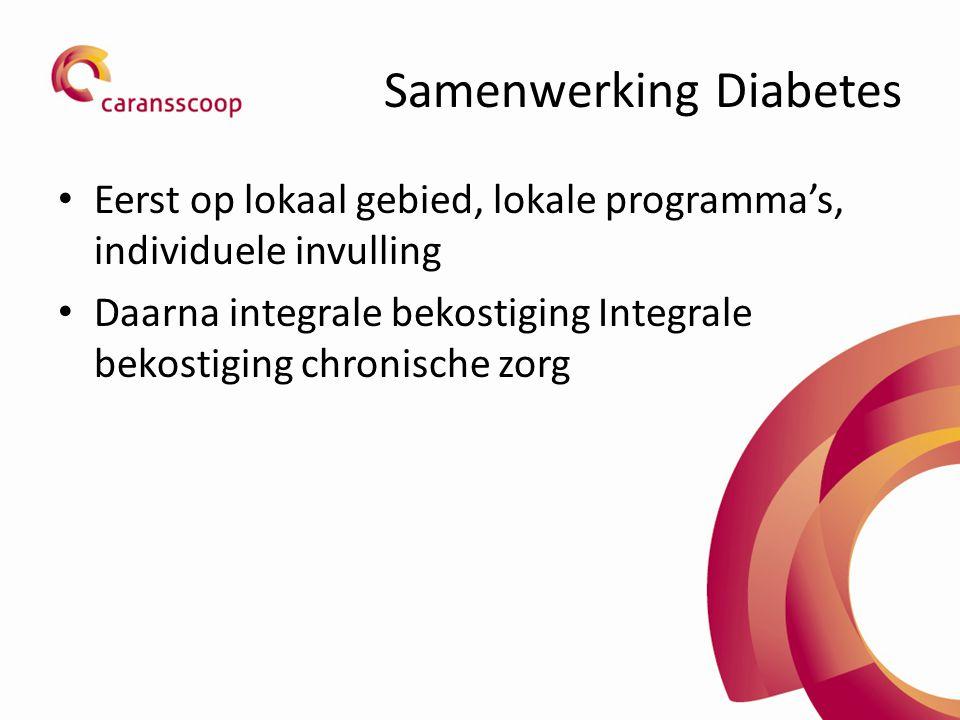 Samenwerking Diabetes