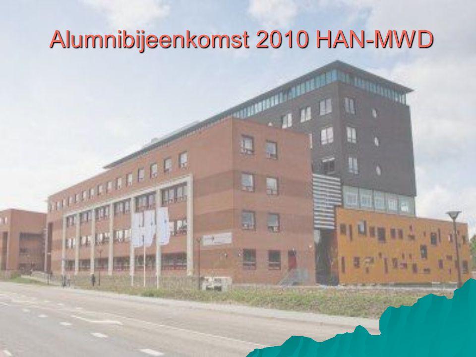 Alumnibijeenkomst 2010 HAN-MWD