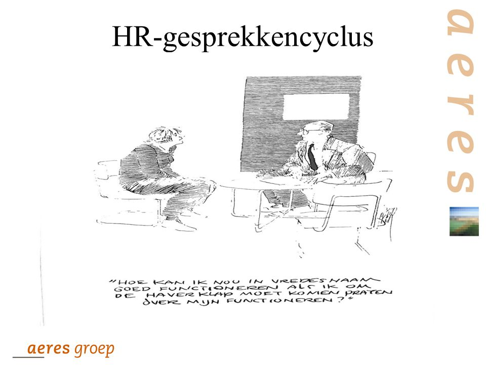 HR-gesprekkencyclus