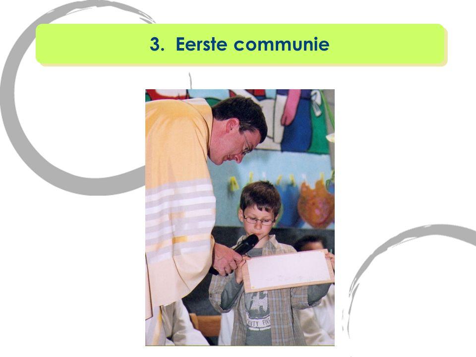 3. Eerste communie 21