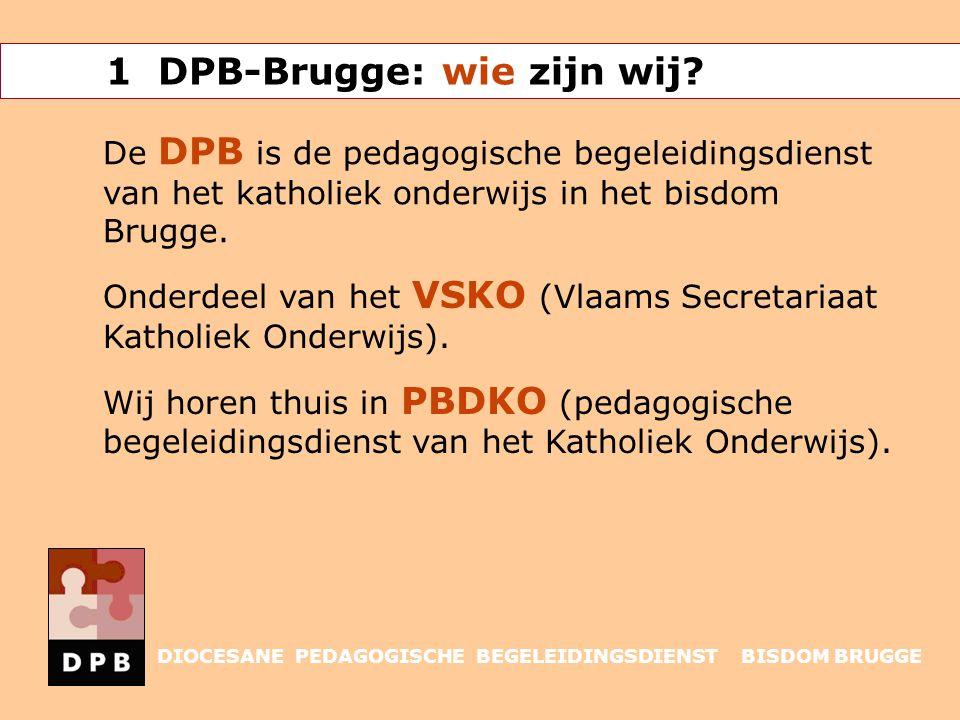 1 DPB-Brugge: wie zijn wij