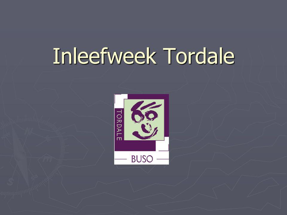 Inleefweek Tordale
