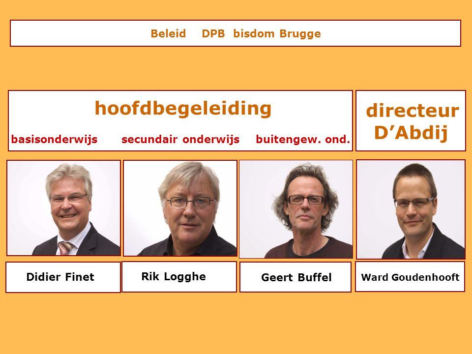 D'Abdij hoofdbegeleiding Beleid DPB bisdom Brugge