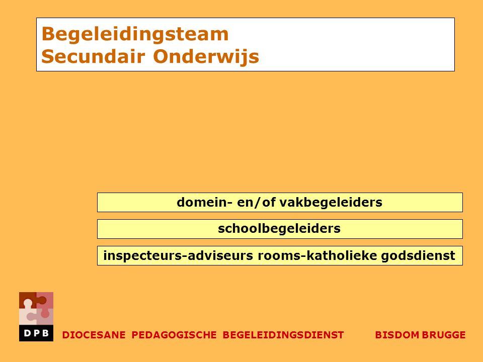 Begeleidingsteam Secundair Onderwijs