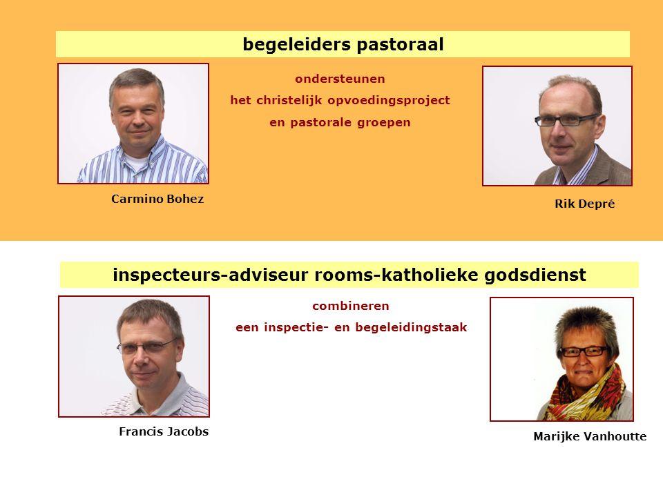 begeleiders pastoraal het christelijk opvoedingsproject
