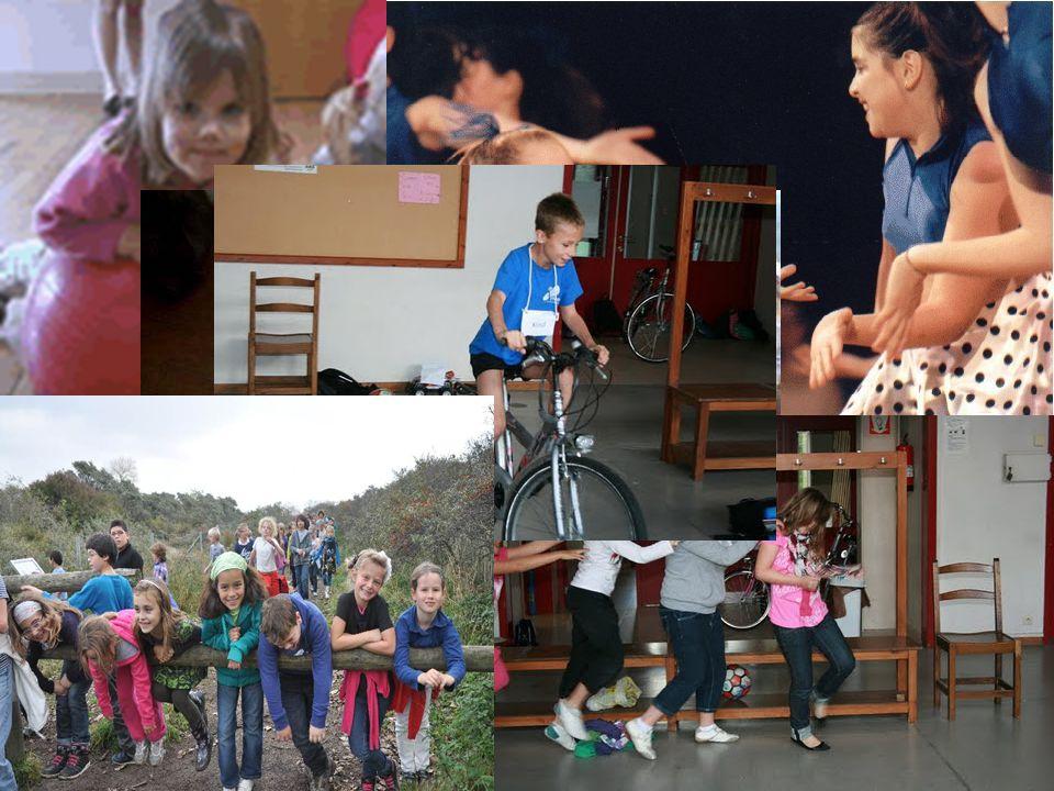 Een bewegingsgezinde basisschool is een school die alle kansen tot bewegen benut: