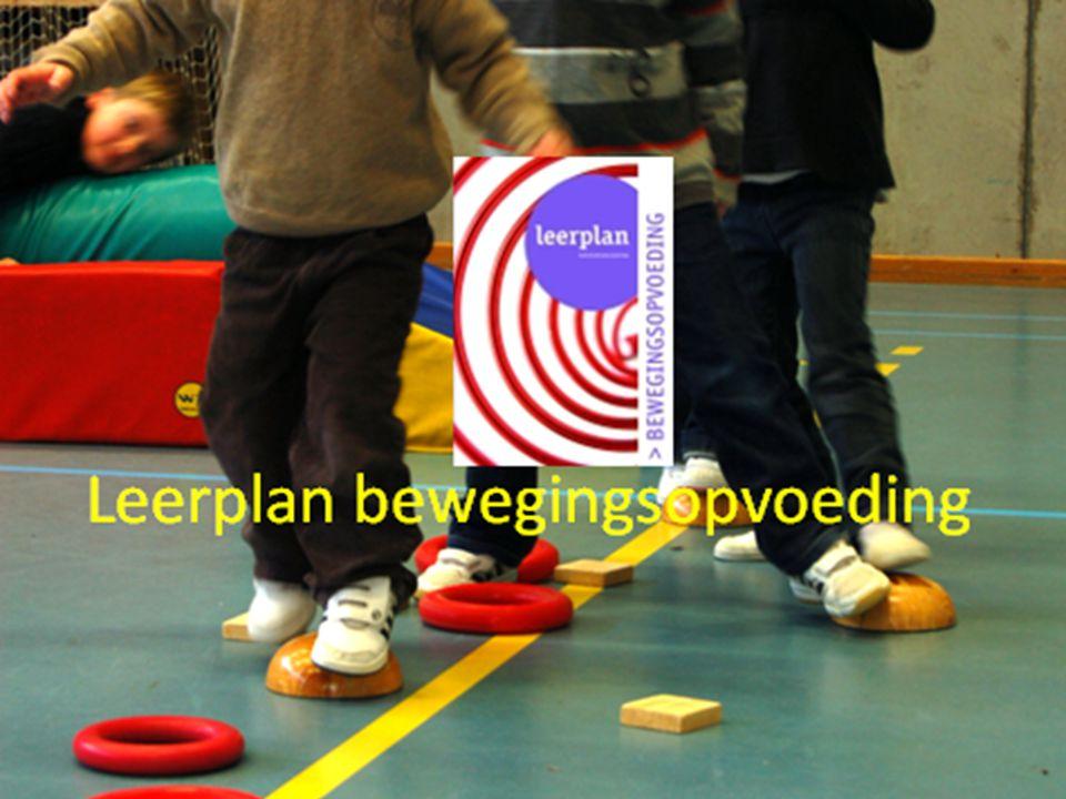 Het nieuwe leerplan bewegingsopvoeding voorstellen.