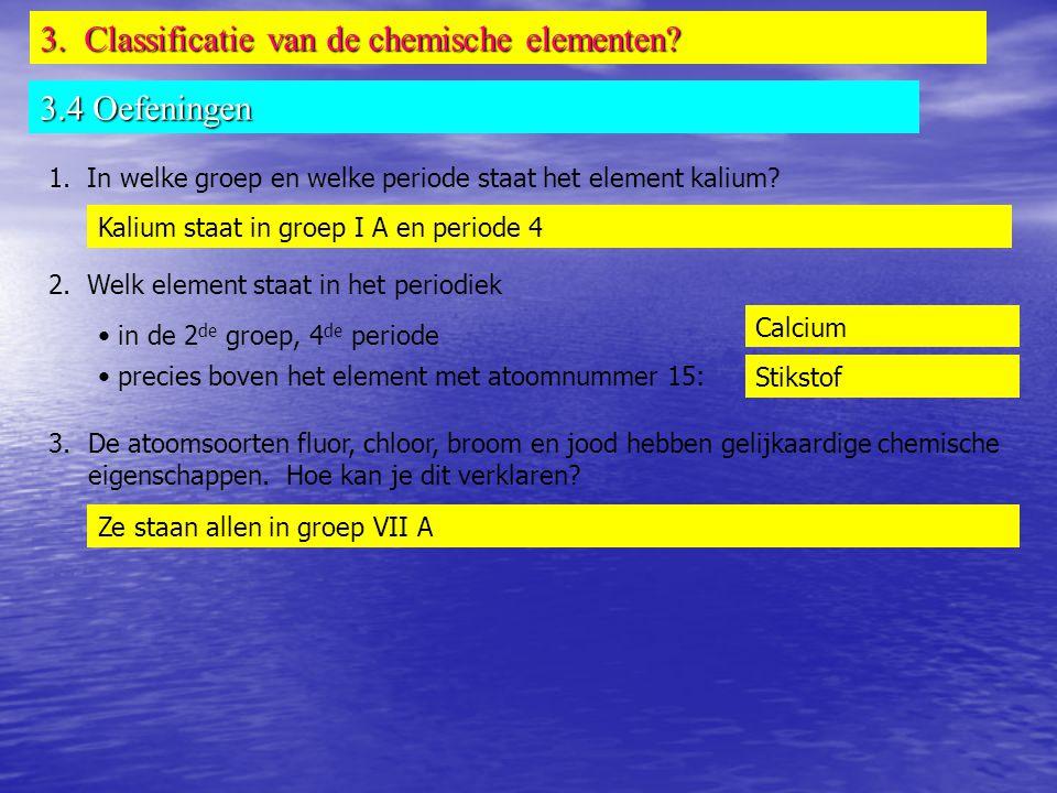 chemische eigenschappen betekenis