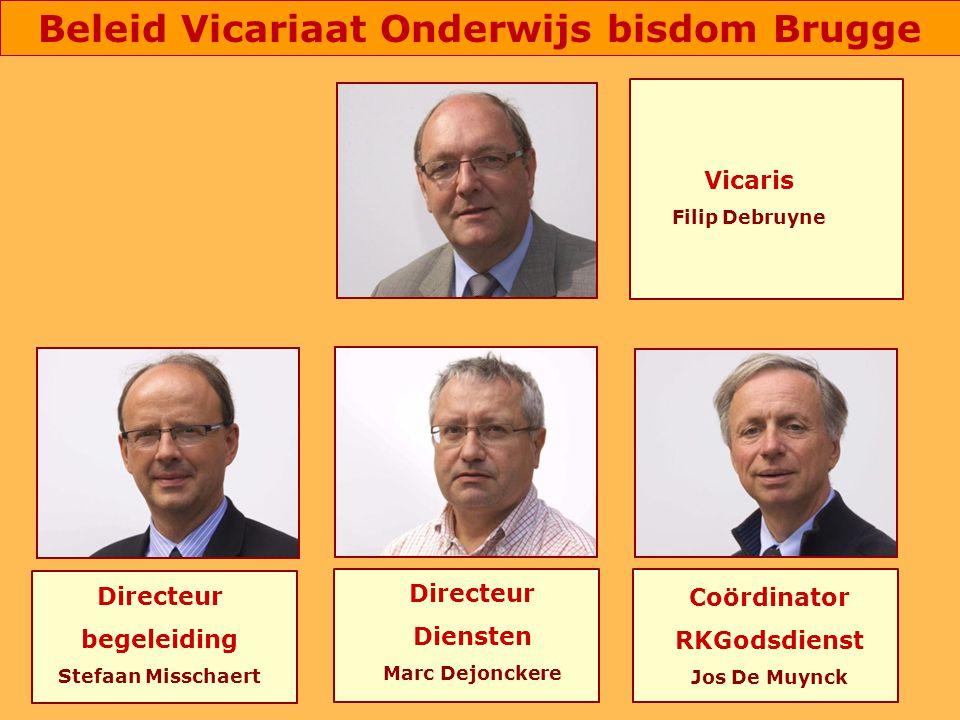 Beleid Vicariaat Onderwijs bisdom Brugge