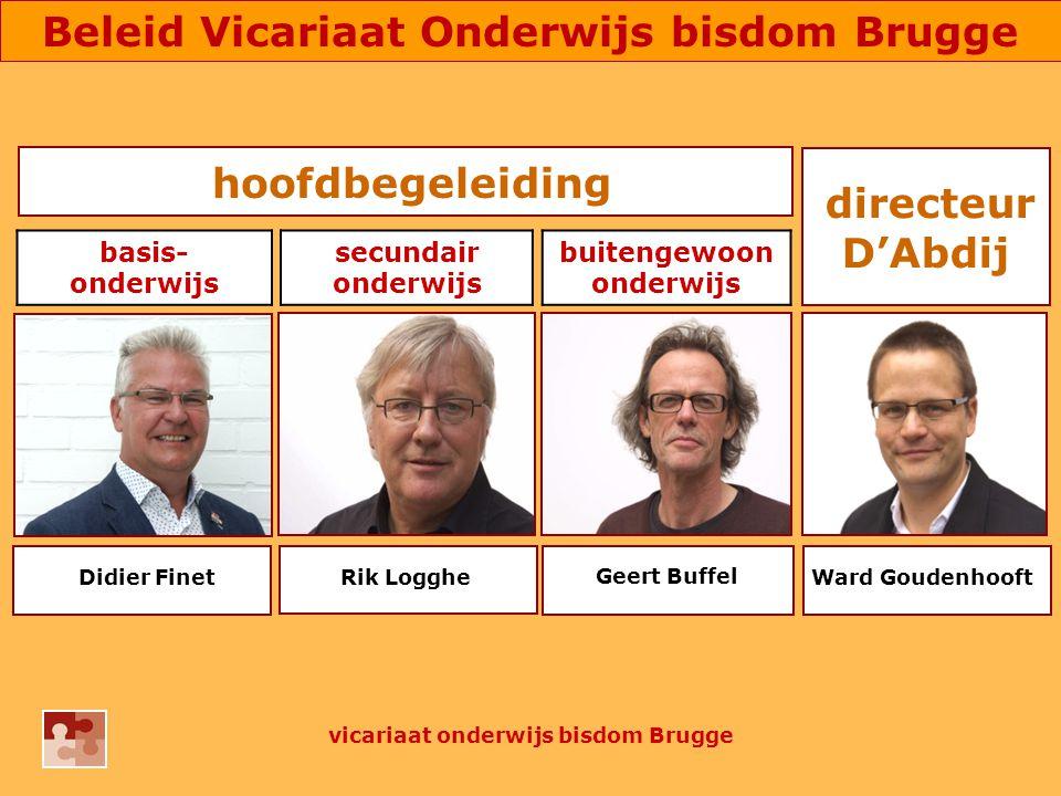 Beleid Vicariaat Onderwijs bisdom Brugge buitengewoon onderwijs