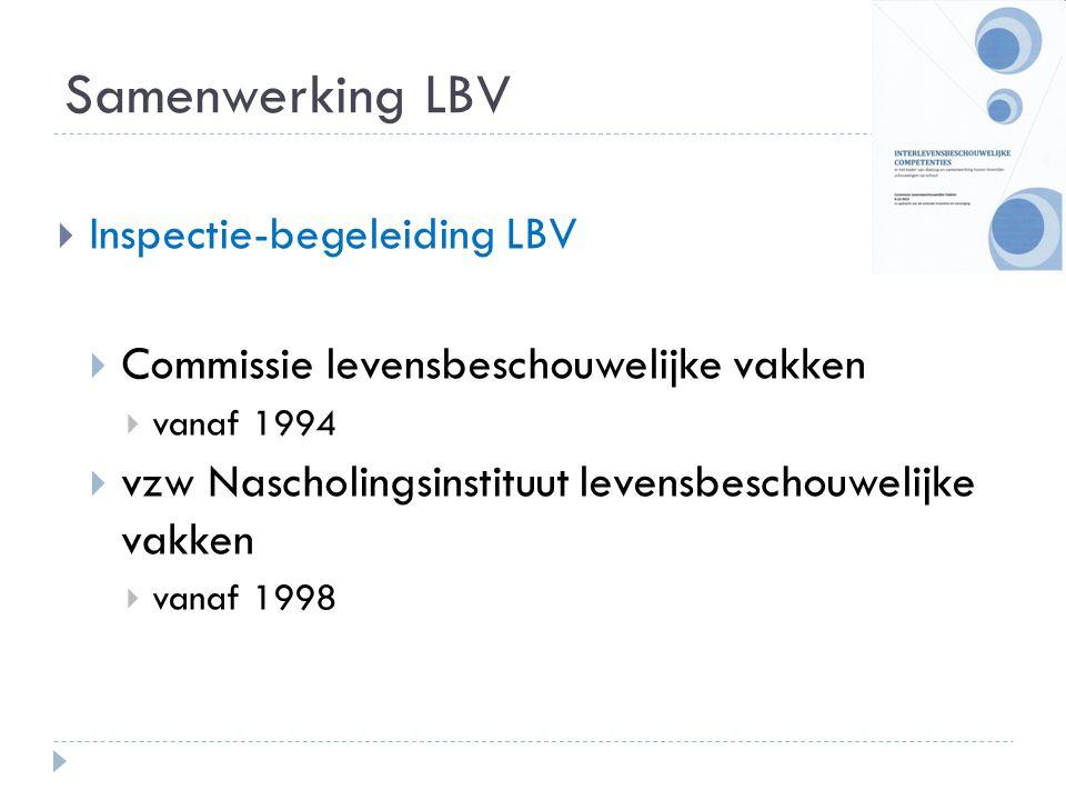 Samenwerking LBV Inspectie-begeleiding LBV