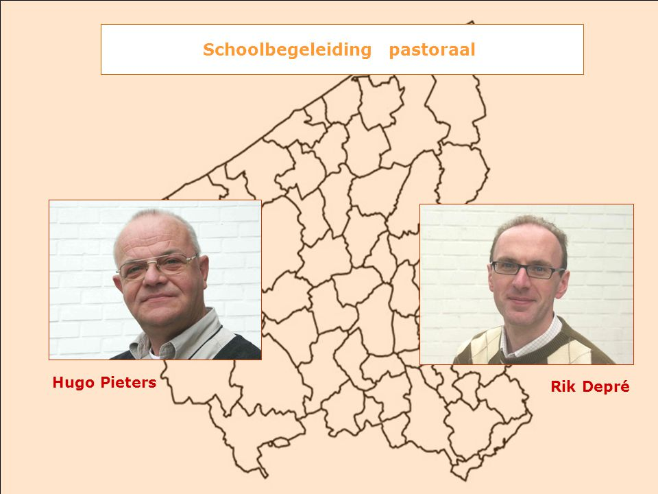 Schoolbegeleiding pastoraal