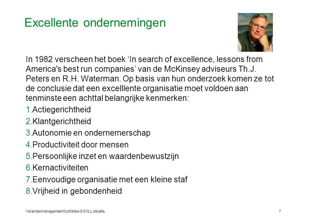 Excellente ondernemingen