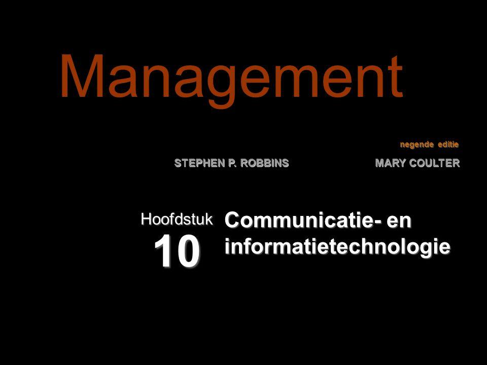 Communicatie- en informatietechnologie