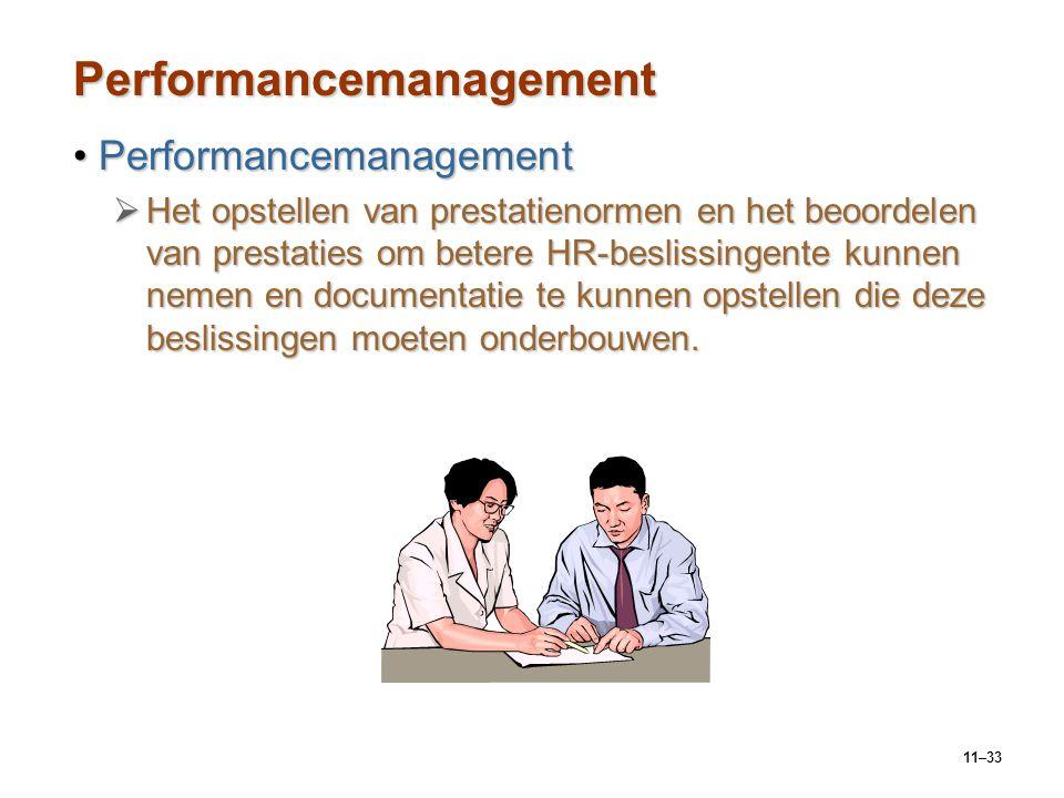 Performancemanagement