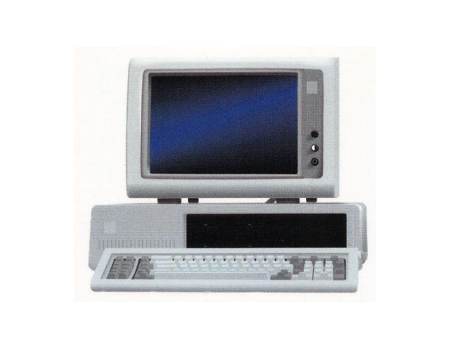 Figuur 1.3 De eerste IBM-pc
