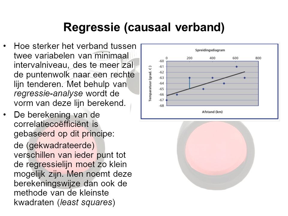 Regressie (causaal verband)