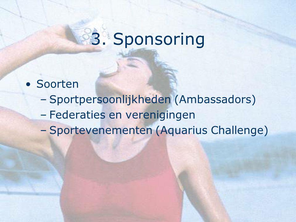 3. Sponsoring Soorten Sportpersoonlijkheden (Ambassadors)
