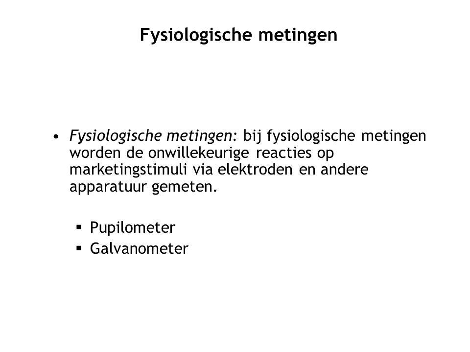 Fysiologische metingen