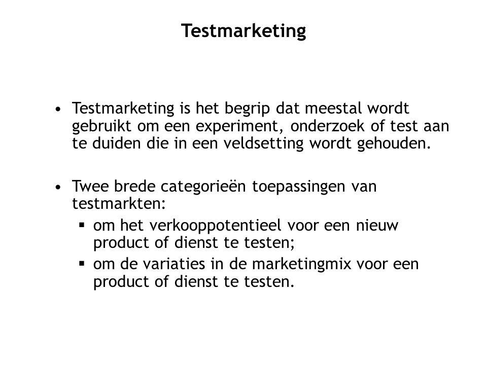 Testmarketing