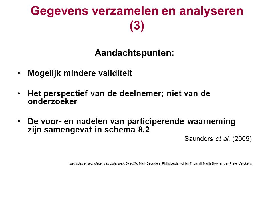 Gegevens verzamelen en analyseren (3)