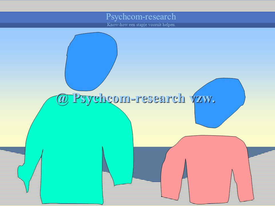 @ Psychcom-research vzw.