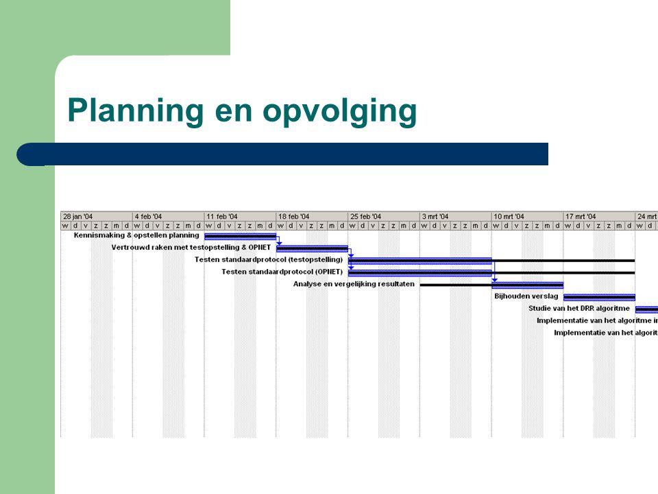 Planning en opvolging (klik om verder te gaan en de figuur zal naar links opschuiven en het deel van de planning tonen dat niet op de slide kon)