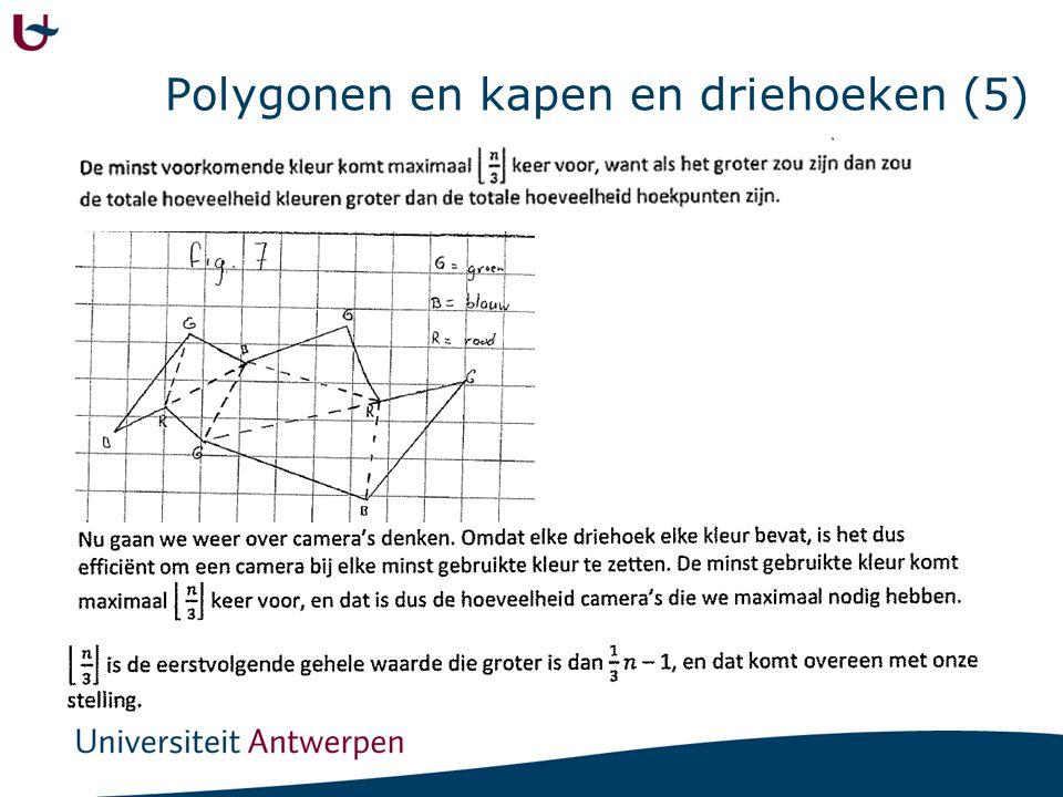 Polygonen en kapen (6)